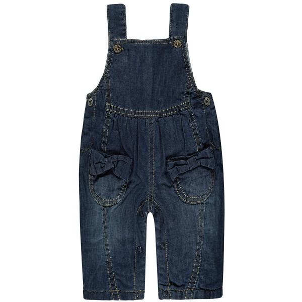 Steiff Baby Latzhose Jeans Mäd Schleifen