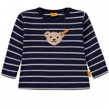 Steiff Baby T-Shirt lg.Arm Ju Streifen