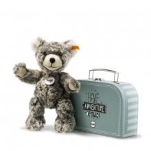 Steiff Teddybär  Lommy im Koffer