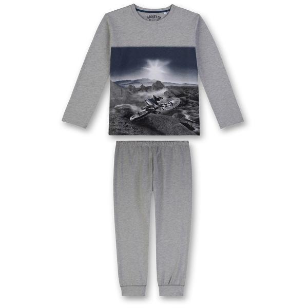 Sanetta Schlafanzug lang Ju. Crossbike
