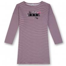 Sanetta Nachthemd easy geringelt