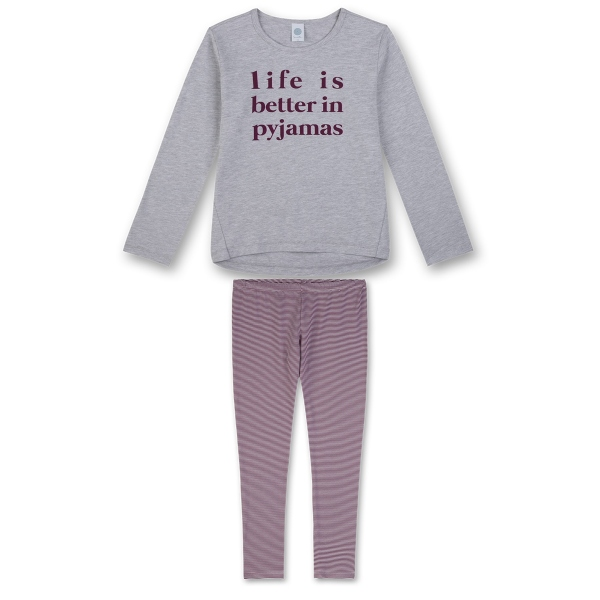 Sanetta Schlafanzug lang life is better