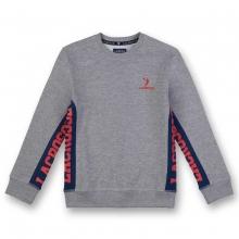 LACROSSE Sweatshirt Schrift unter Arm
