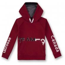 LACROSSE Sweatshirt Team Kapuze