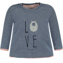 Bellybutton T-Shirt lg.Arm 2 in 1 Love