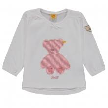 Steiff Baby T-Shirt lg.Arm Streifenbär
