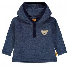 Steiff Baby Sweatshirt Ju meliert