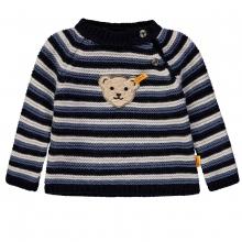 Steiff Baby Pullover Junge geringelt