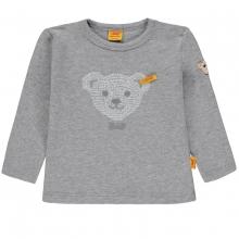 Steiff T-Shirt lg.Arm Bärengesicht