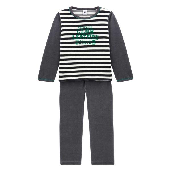 Petit Bateau Schlafanzug Nicky Junge