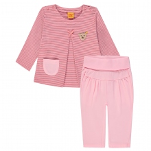 Steiff Baby Set T-Shirt lg.Arm+Jogging