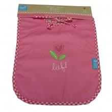 Lief! Lätzchen Träger rosa Herzblume