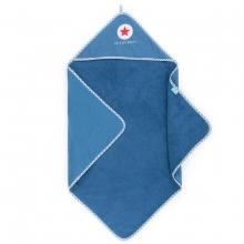 Lief! Handtuch mit Kapuze blau Boys