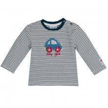 Salt & Pepper lg.Arm Shirt Auto Ringel