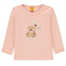 Steiff Baby T-Shirt lg.Arm Bär Wolken