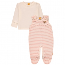Steiff Set Strampler+T-Shirt Nicky