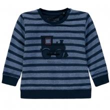 Bellybutton Sweatshirt Lokzug Ringel