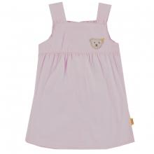 Steiff Baby Trägerkleid, Pünktchen - rosa