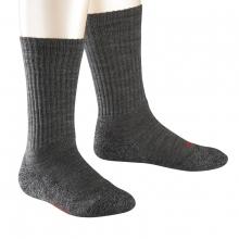 Falke Kinder Active Warm Socke - grau