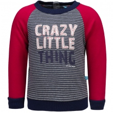 Lief! Sweatshirt uni Arm Crazy Little...
