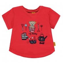 Steiff Baby T-Shirt Mäd. Gärtner Bär