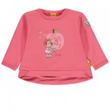 Steiff Baby Sweatshirt Mäd. Bär Peach