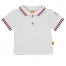 Steiff Baby Pique Poloshirt Kragenringel
