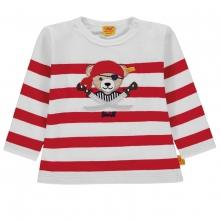 Steiff Baby Shirt lg.Arm Ju.Ringe Pirat