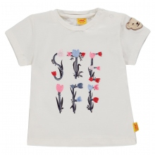 Steiff T-Shirt Mäd.Hello Spring Flowers