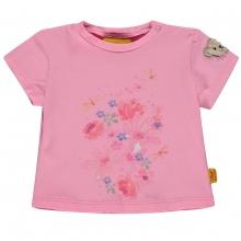 Steiff T-Shirt Mäd. Libelle Blumen