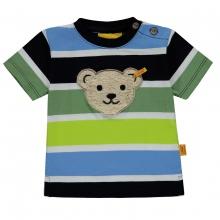 Steiff T-Shirt Ju. 4-farbig Quietschbär