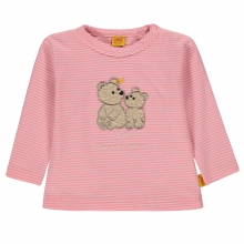 Steiff Baby T-Shirt lg.Arm 2 Bären Ringe