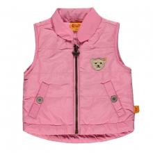 Steiff Weste Mäd. rosa-pink