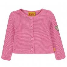 Steiff Strickjacke Mäd. pink-rosa