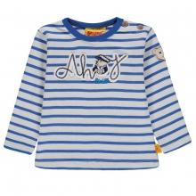 Steiff T-Shirt lg.Arm Ahoy marine Ringel