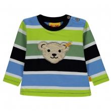 Steiff Sweatshirt Ju.4-farb Quietschbär
