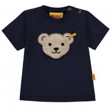 Steiff T-Shirt Ju. Quietschbär uni