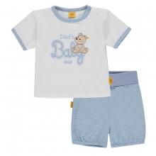 Steiff Baby 2tlg.T-Shirt + Shorts Baby
