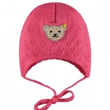 Steiff Baby Feine-Strick-Mütze Mäd.
