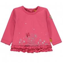 Steiff Baby Sweatshirt Mäd.Bär Rüschen