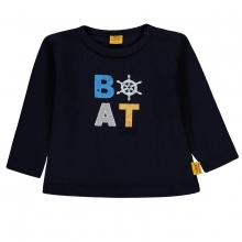 Steiff Baby T-Shirt lg.Arm Ju. Boat