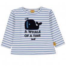 Steiff Baby T-Shirt lg.Arm Ju.Ringel Wal