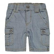 Steiff Jeans Bermuda Ju. Streifen