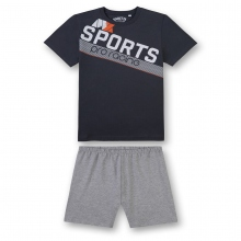 Sanetta Schlafanzug kurz Ju. Sports