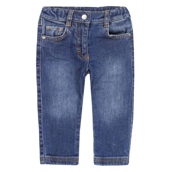 Steiff Basic 5-Pocket Mädchen Jeans