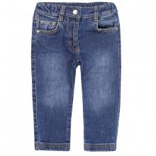 Steiff Basic 5-Pocket Mädchen Jeans - jeans-blau