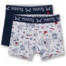 Sanetta Shorts 2er Pack Ju. Pirat