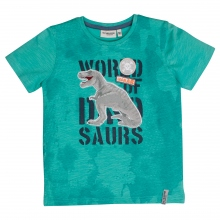 Salt & Pepper T-Shirt Dino Jäger gestick