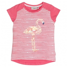 Salt & Pepper T-Shirt `Flamingo`