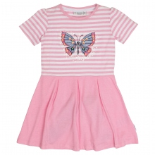 Salt & Pepper Kleid `Schmetterling`